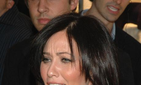 Shannen Doherty Speaks