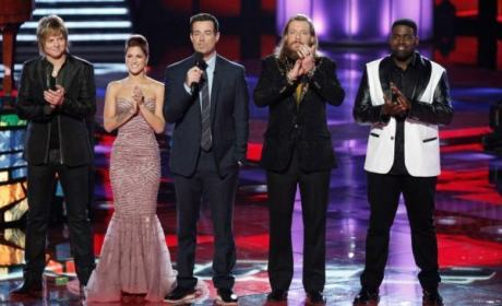 The Voice Results: Who Made the Final 3?