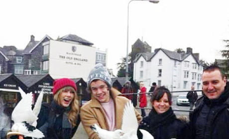 Harry Styles Birthday Gift to Taylor Swift: Cupcakes!
