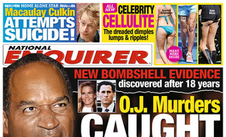 OJ Simpson Murders: Caught on Video?!