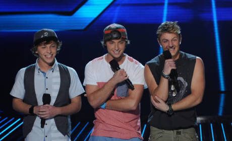 "Emblem3 Reacts to X Factor Elimination, Promises ""Badass Music"""