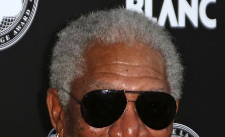 "Morgan Freeman Blames ""Sensationalist Media"" for Connecticut Shooting [Updated]"