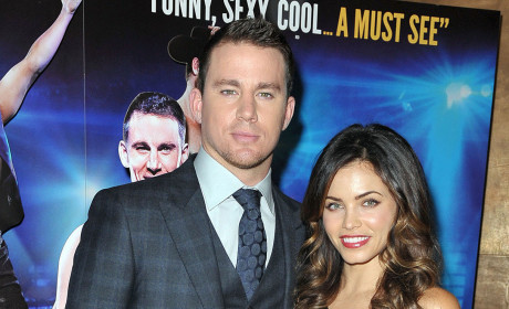 Channing Tatum and Jenna Dewan: Expecting!