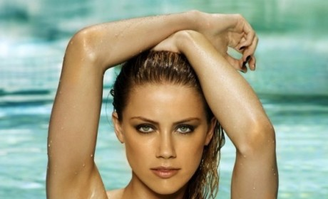 Amber Heard Bikini Photo