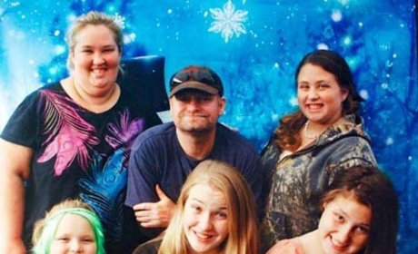 Honey Boo Boo Family Christmas Card: Unveiled!