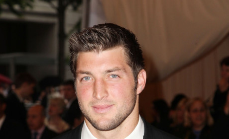Tebow in a Tux