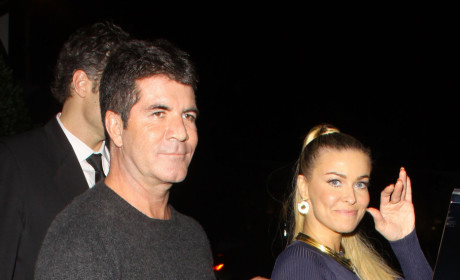 Simon Cowell Admits: I'm Dating Carmen Electra!