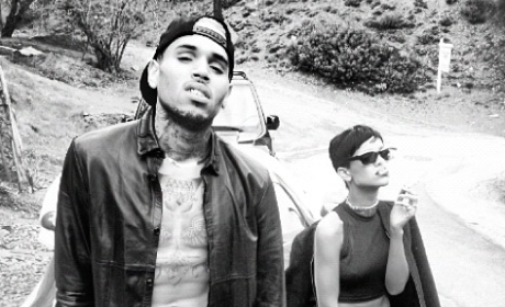 Chris Brown, Rihanna: Thug Life