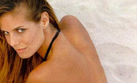 Heidi Klum, Thong Bikini