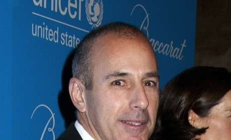 "Matt Lauer: Taunted by Viewers, Described as ""Miserable"""