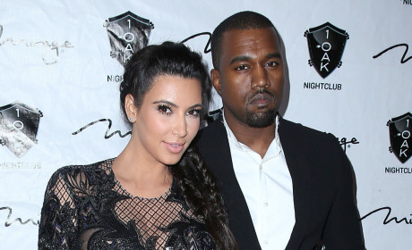Kim Kardashian and Kanye West: Expecting a Girl!