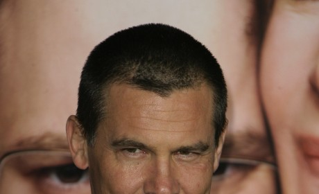 Josh Brolin: Arrested for Public Intoxication on New Year's Day