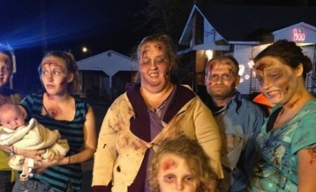 Honey Boo Boo on Halloween