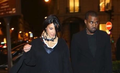 Kim Kardashian Baby Photos: To Be Sold for Bigger Bucks?