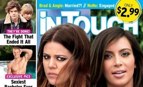 Khloe Kardashian Tabloid Tears