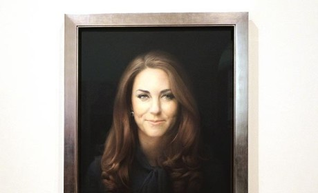 What do you think of the Kate Middleton portrait?