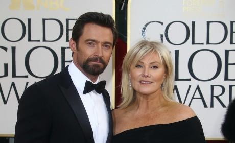 Hugh Jackman, Wife