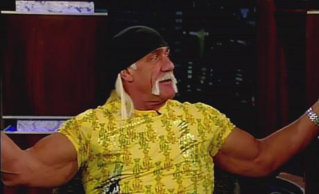 Hulk Hogan on Jimmy Kimmel Live