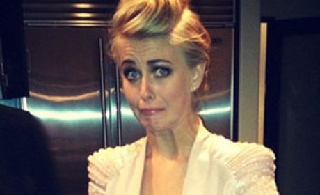Julianne Hough Dress Tear