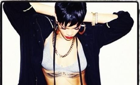 Rihanna, Camera
