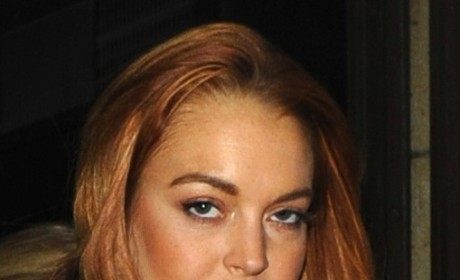 Lindsay Lohan Hit With ANOTHER Tax Bill