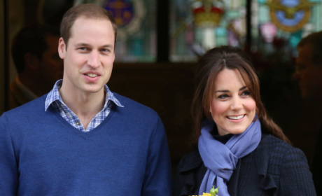 Pregnant Kate Middleton to Continue Royal Duties ... For Now