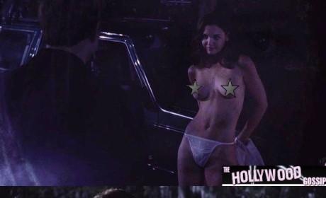 Katie Holmes Topless Photos