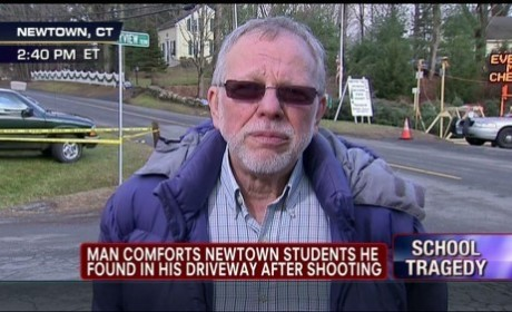 "Gene Rosen, Sandy Hook Samaritan Hero, Harassed By ""Truthers"""