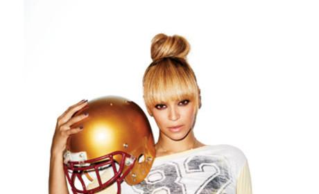Beyonce GQ Pic
