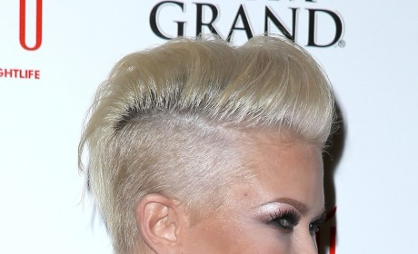 Jenna Jameson Hairstyle