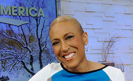 Robin Roberts Returns to Good Morning America for Hosting Test Run