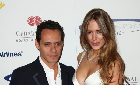 Marc Anthony and Shannon de Lima Picture