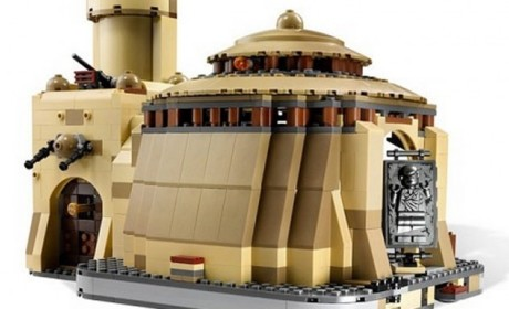 Lego Racism Alleged Over Jabba's Palace Star Wars Set