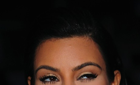 Kim Kardashian, Stink Eye