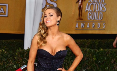 Carmen Electra at the SAG Awards