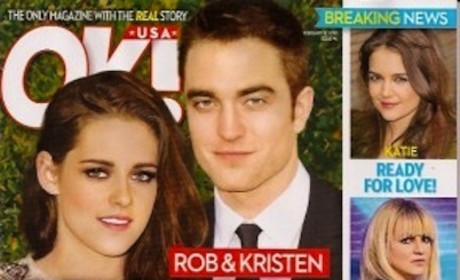 Robert Pattinson and Kristen Stewart Wedding: Back On?!?