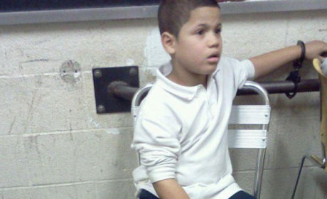 Wilson Reyes, 7-Year-Old, Handcuffed Over $5, Lawsuit Claims