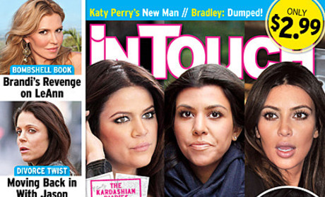 Kris Jenner Tabloid Report: What a Monster!
