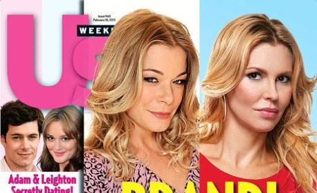 Brandi Glanville Cheated on Eddie Cibrian Before LeAnn Rimes Affair, New Report Alleges