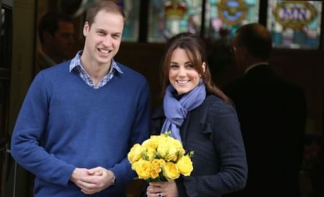 Kate Middleton, Prince William Named Most Inspiring Couple of 2013