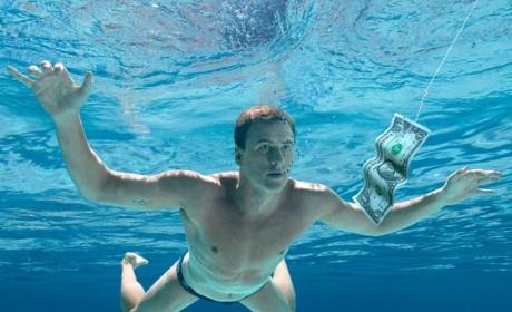 Ryan Lochte ESPN Cover Channels Nirvana