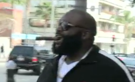 Rick Ross: Not Scared of Another Drive-By