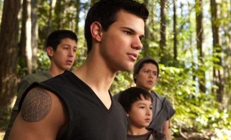 Happy 21st Birthday, Taylor Lautner!