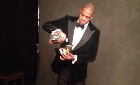 Jay-Z Grammys Photo