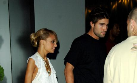 Brody Jenner, Nicole Richie Hitting if Off