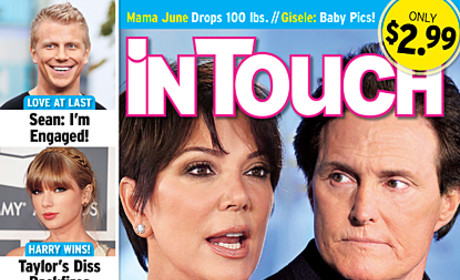 Todd Waterman: Paid Off by Kris Jenner to Keep Affair Secret?