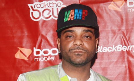 Jim Jones Arrested; Rapper Gets Belligerent With Police