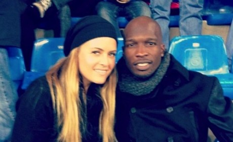 Lauren Popeil: Dating Chad Ochocinco For Some Reason!