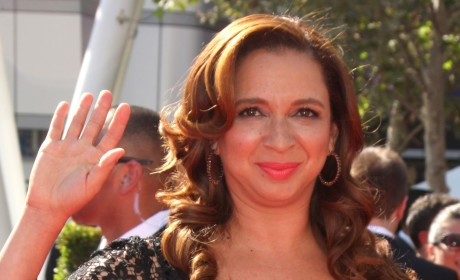 Maya Rudolph: Pregnant with Fourth Child!