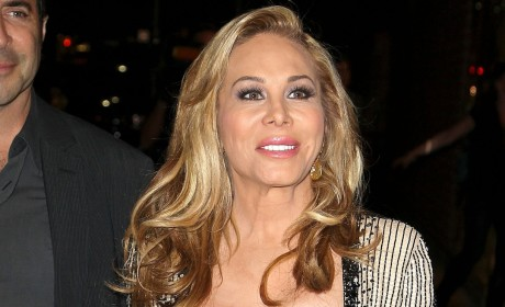 Adrienne Maloof Pushes for Real Housewives of Beverly Hills Exit